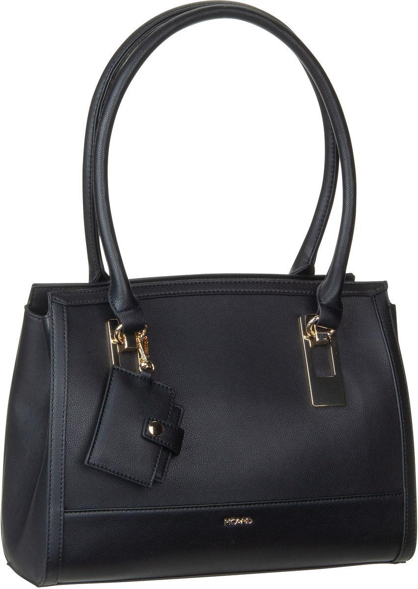 Handtasche Missis 2575 Schwarz