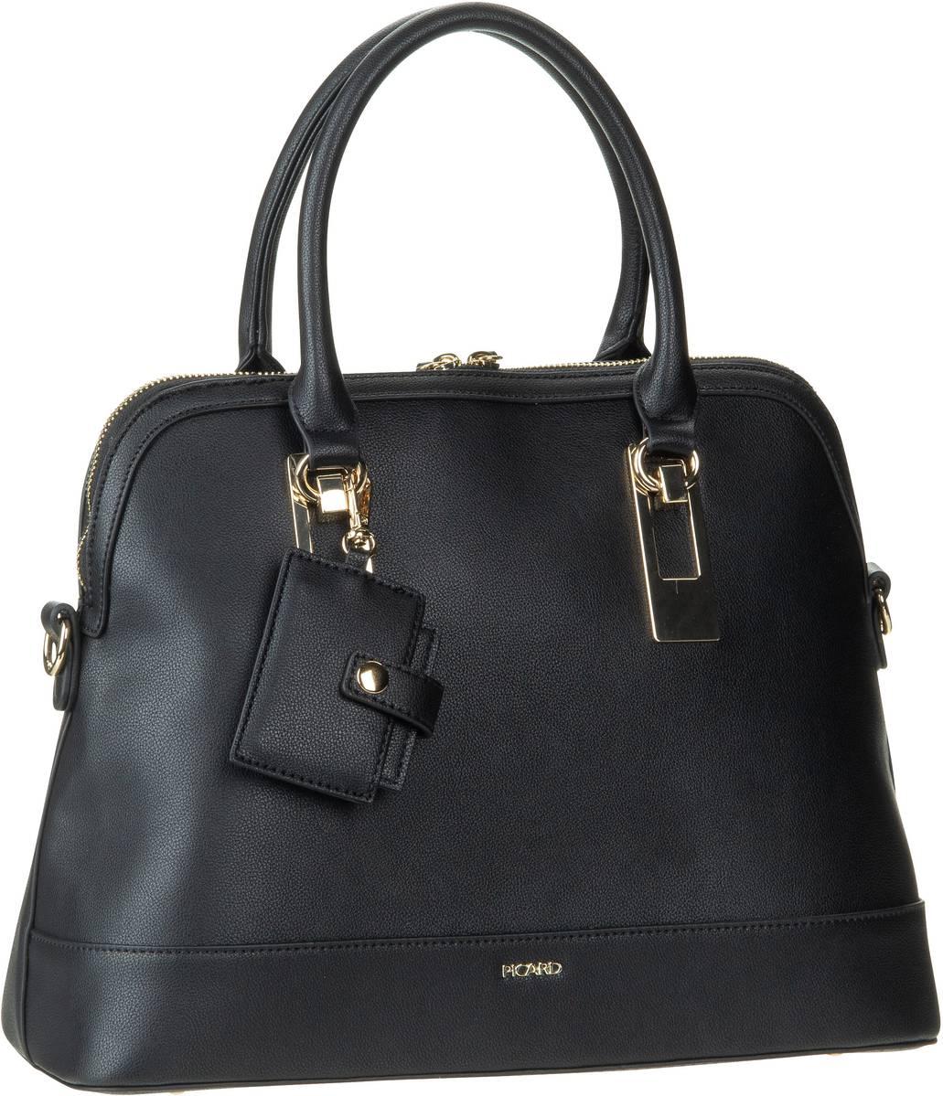 Handtasche Missis 2576 Schwarz