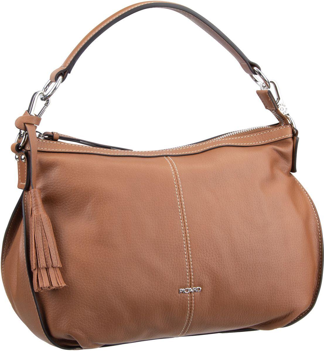 Handtasche Pleasant 9359 Cognac