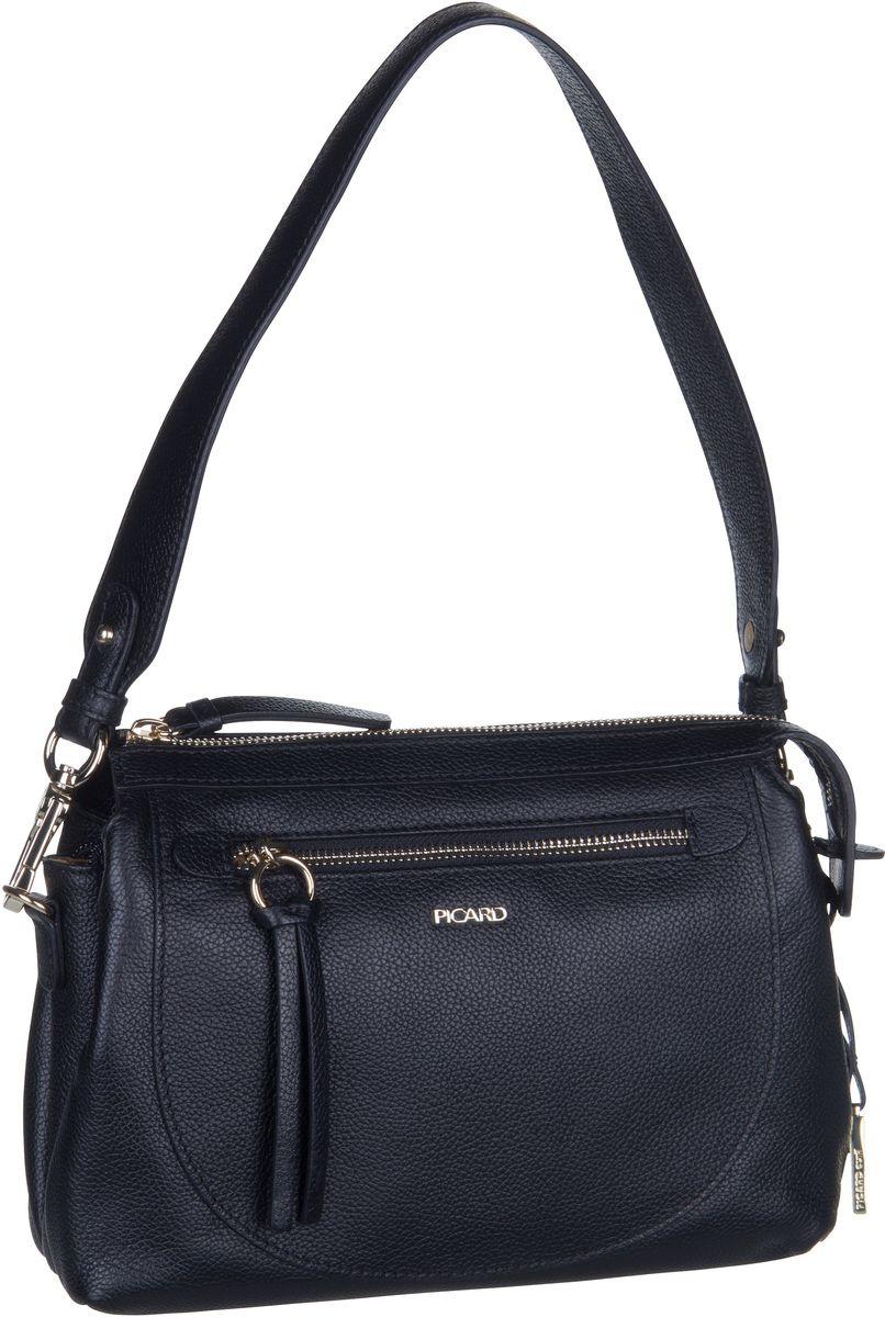 Handtasche Fengshui 9379 Schwarz