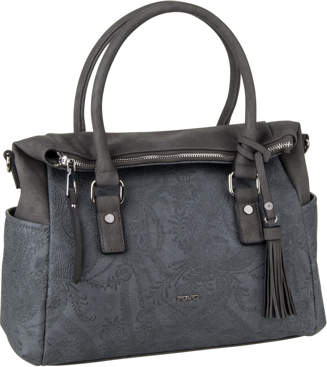 Handtasche Stephanie 2586 Charcoal