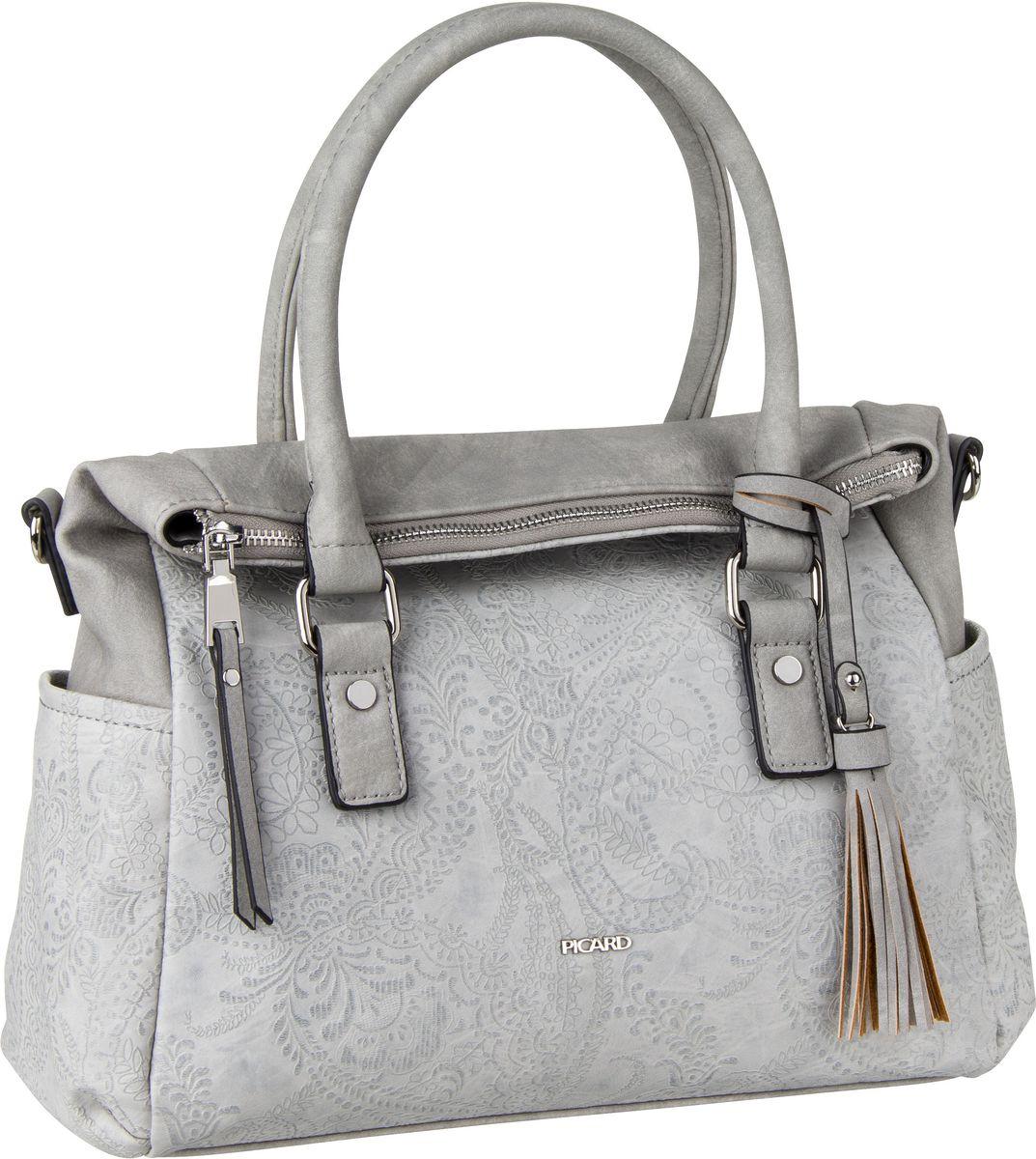 Handtasche Stephanie 2586 Kiesel