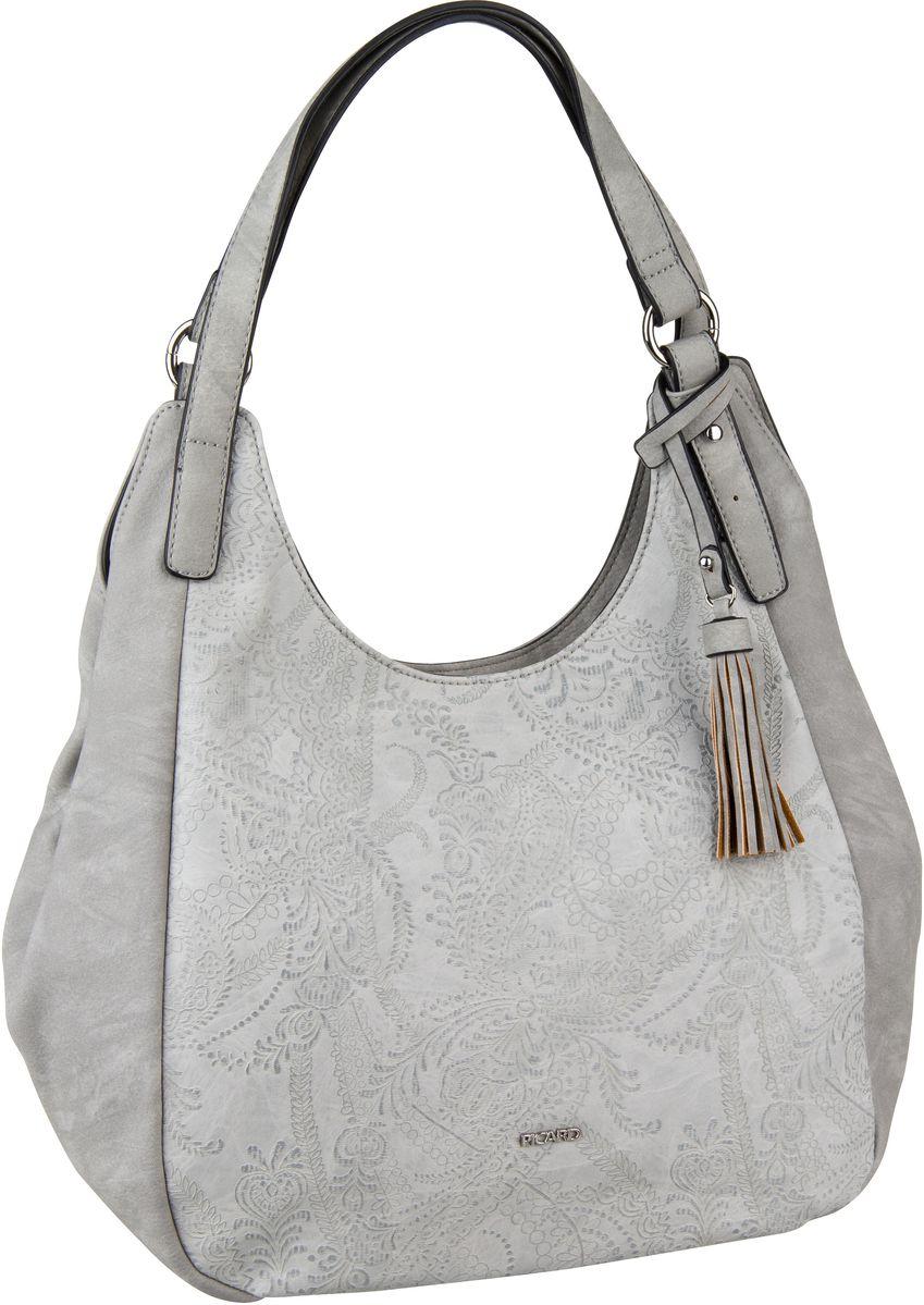 Handtasche Stephanie 2587 Kiesel