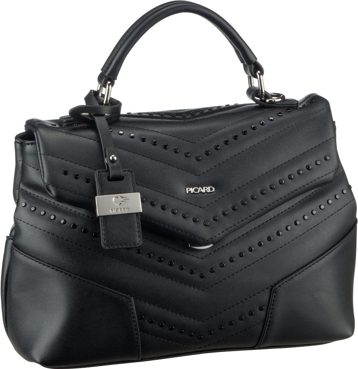 Handtasche Stylish 2582 Schwarz