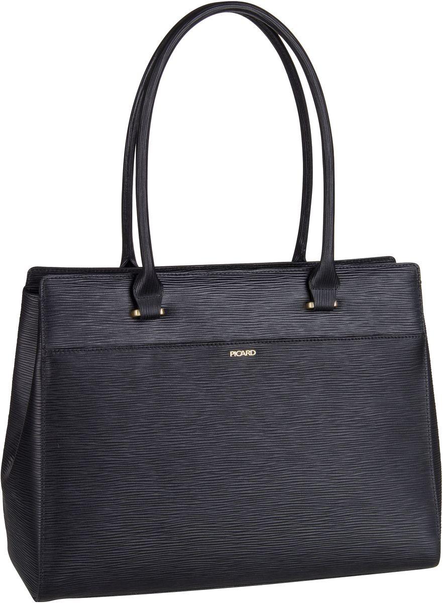 Handtasche Vanity 4830 Schwarz