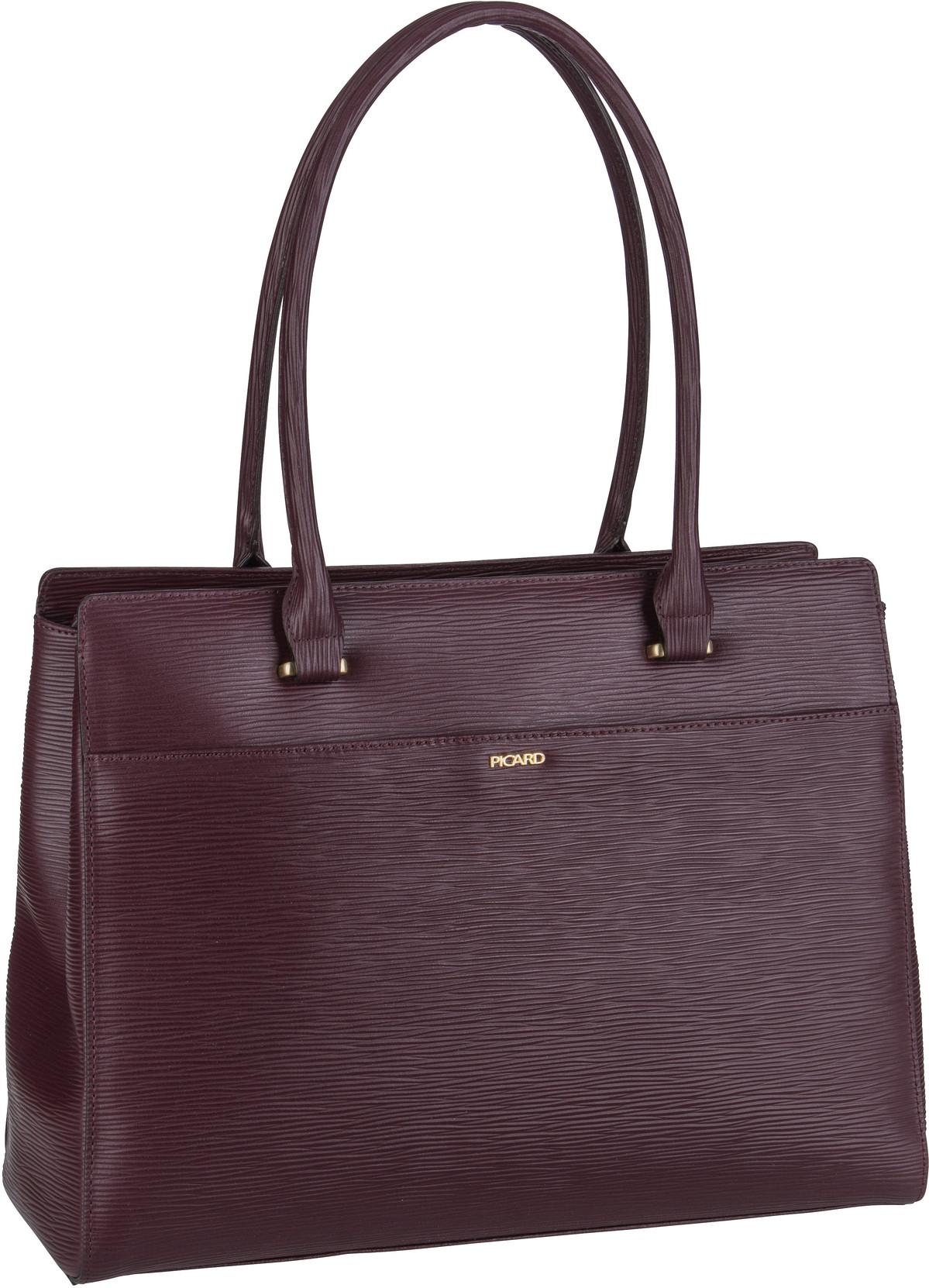 Handtasche Vanity 4830 Vino