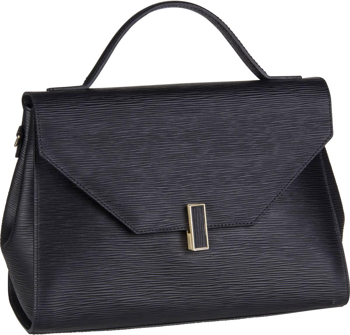 Handtasche Vanity 4832 Schwarz