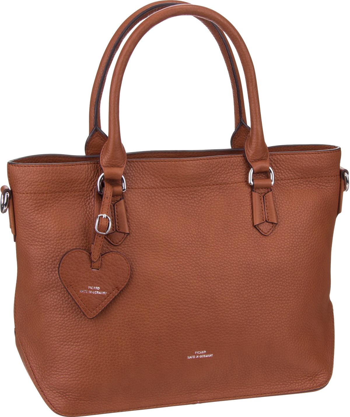 Handtasche Juliette 4860 Cognac