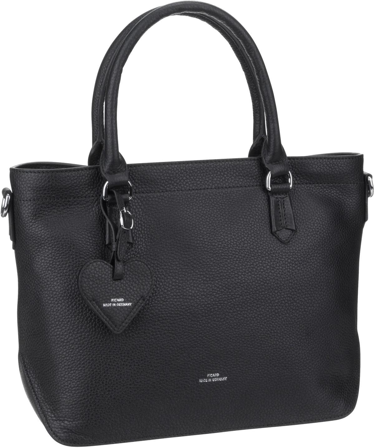 Handtasche Juliette 4860 Schwarz