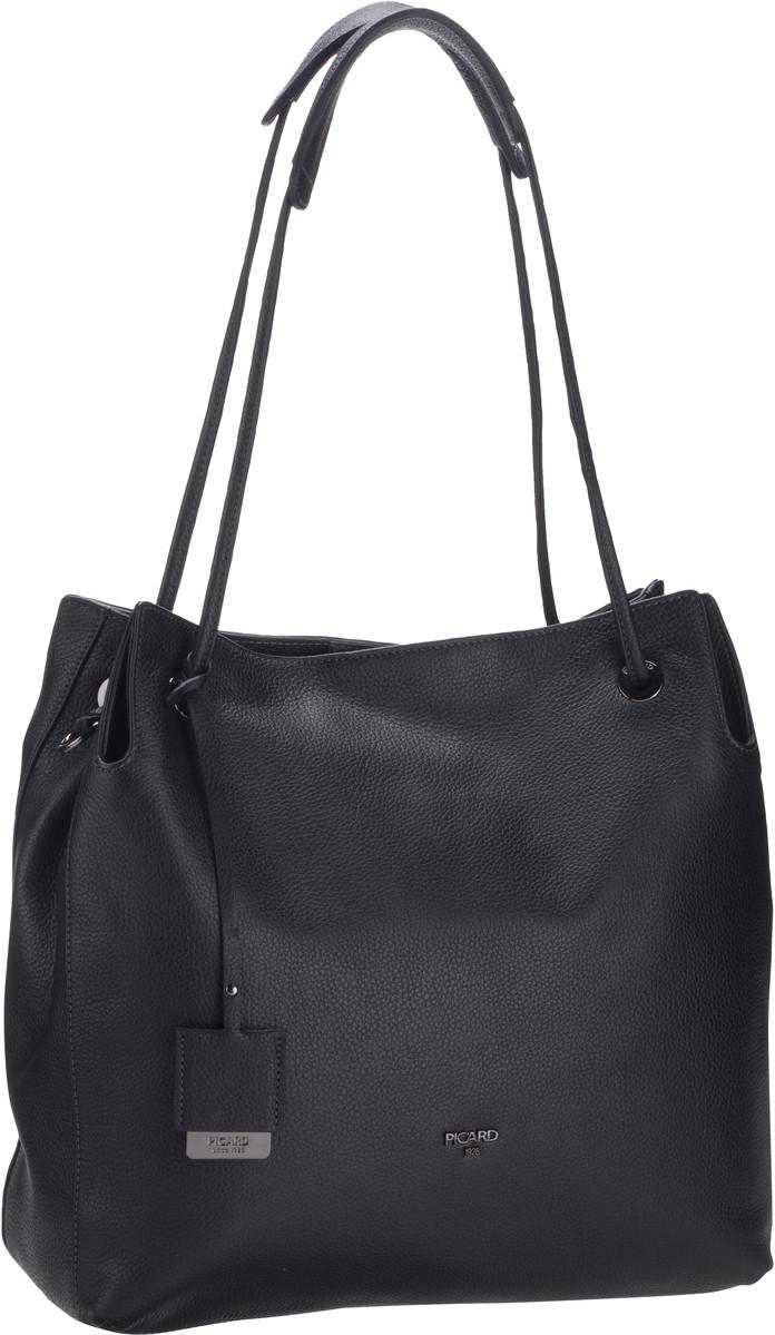 Handtasche OMG 9380 Schwarz