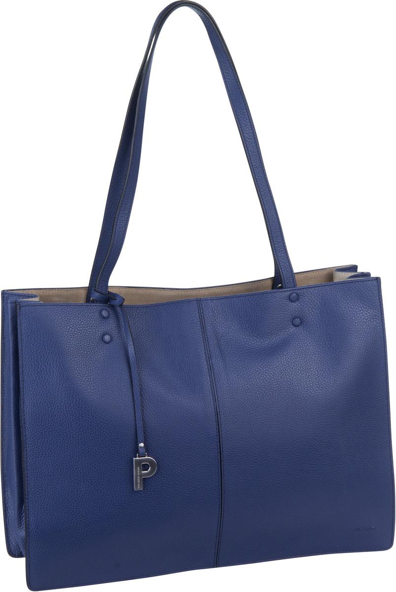 Handtasche Parisienne 9395 Jeans