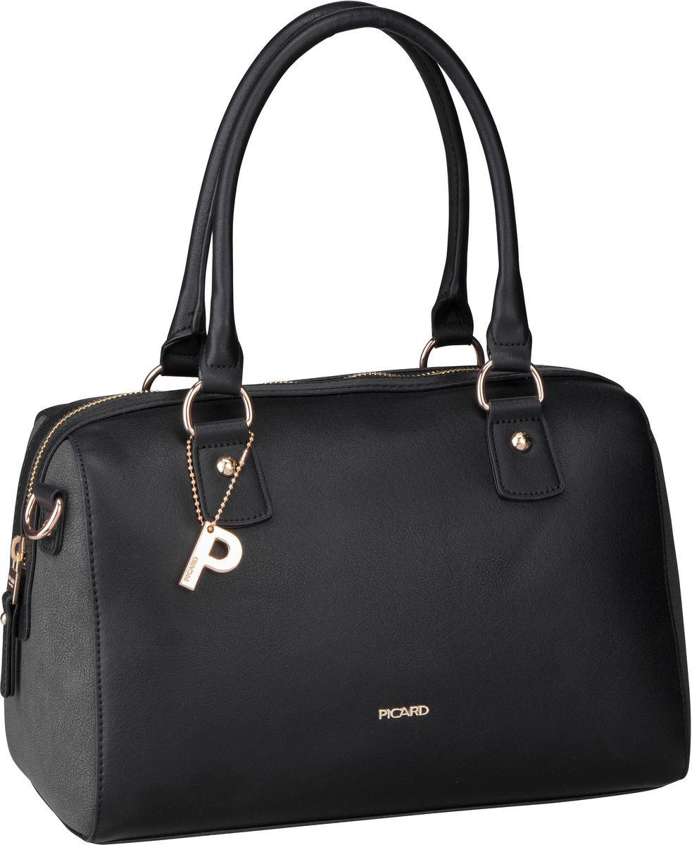 Handtasche Blossom 2630 Schwarz