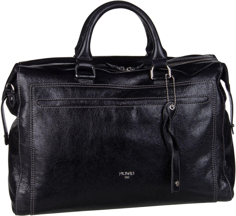 Handtasche Wawa 4854 Schwarz
