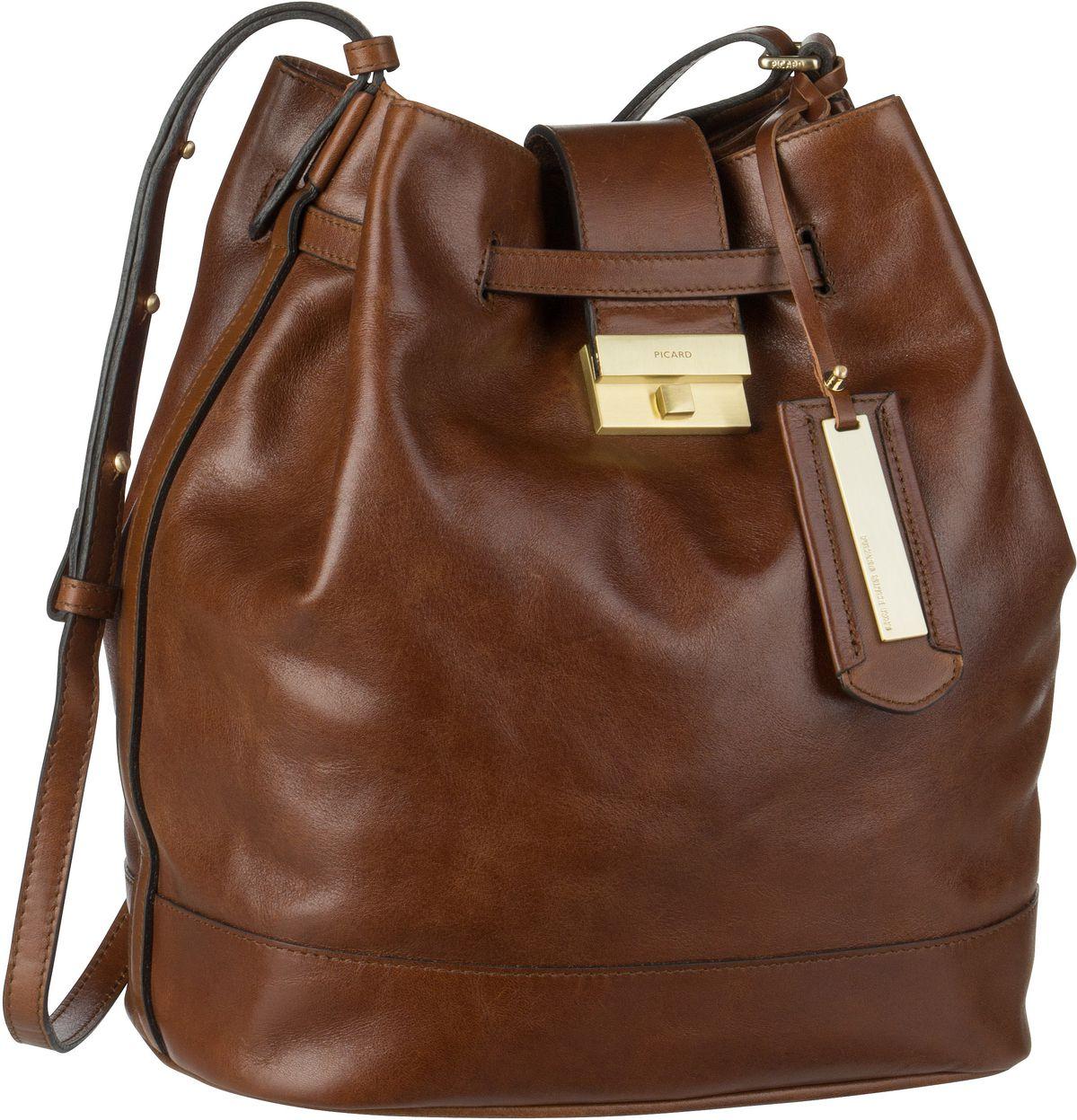 Handtasche Casual 4905 Whisky