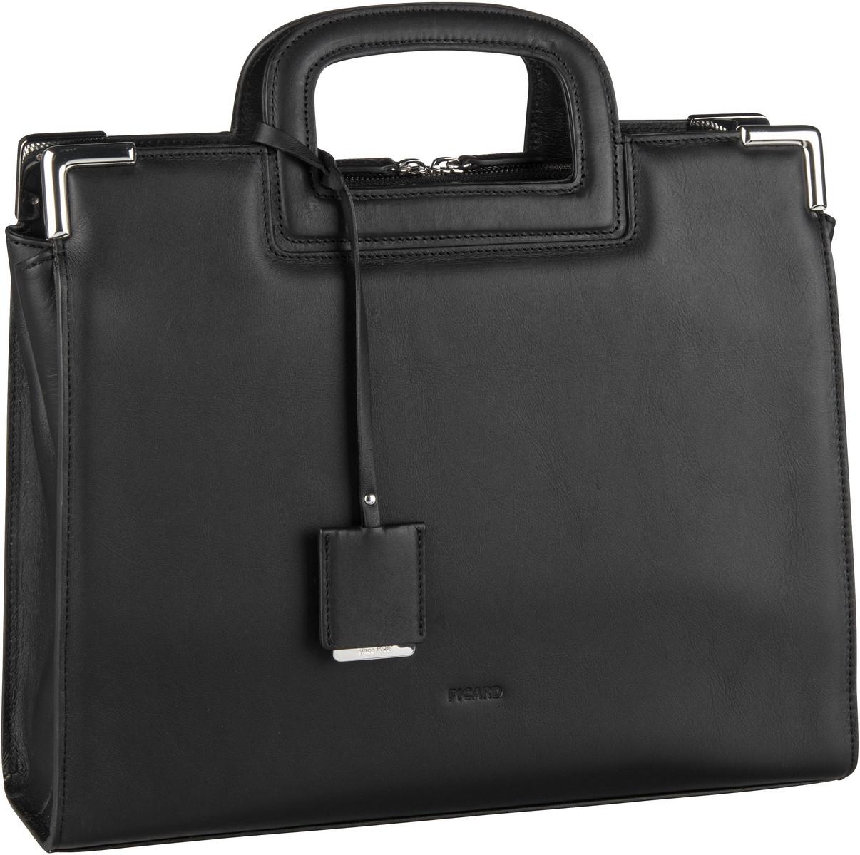 Handtasche Cherie 9513 Schwarz