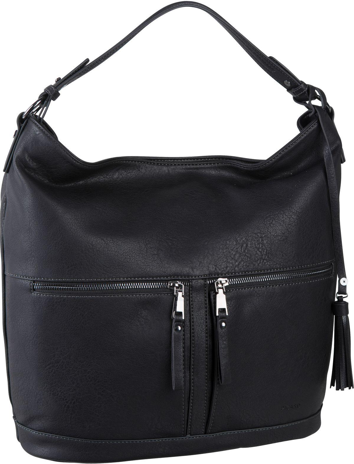 Handtasche Mellow 2742 Schwarz
