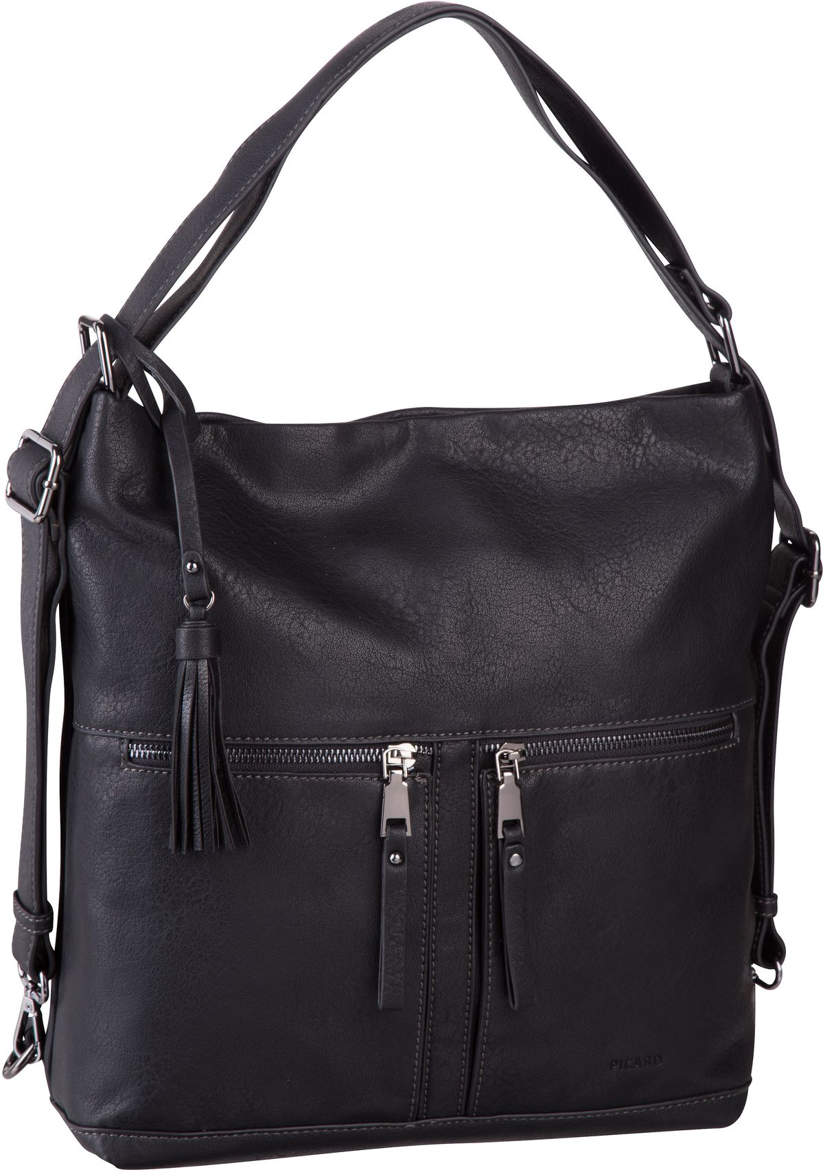 Handtasche Mellow 2745 Schwarz