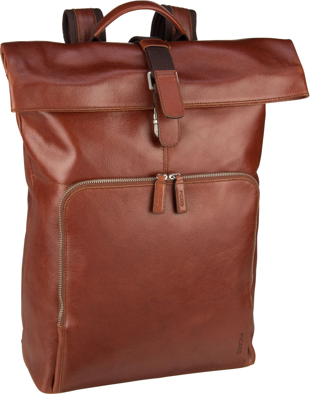 Rucksack / Daypack Buddy 4862 Cognac