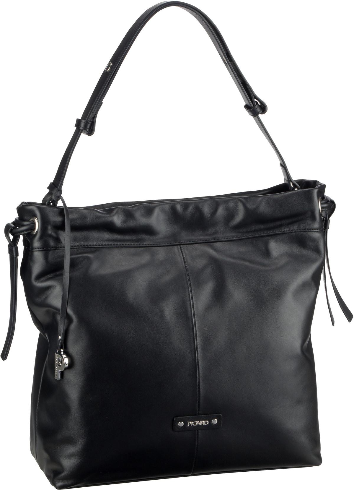 Handtasche Softy 9593 Schwarz