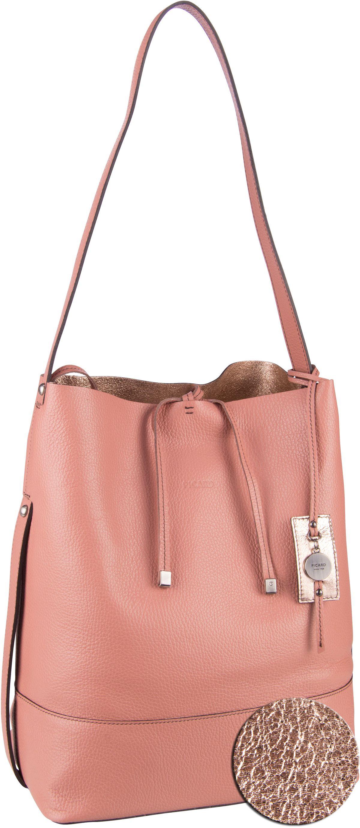 Handtasche Eclectic 4898 Rosie (innen: Gold)
