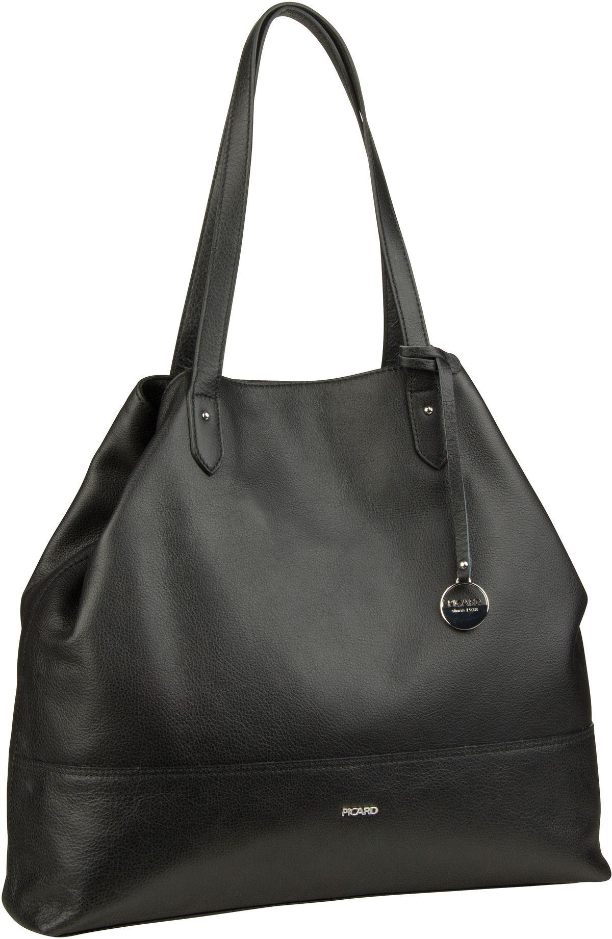 Handtasche Field 4867 Schwarz