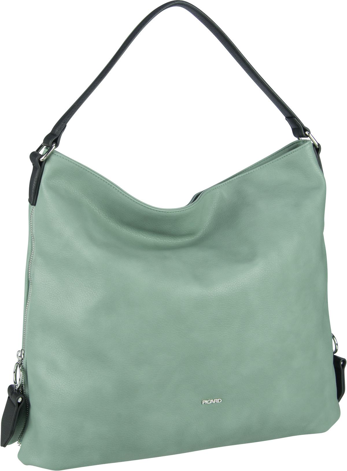 Handtasche Senses 2746 Salvia/Kombi
