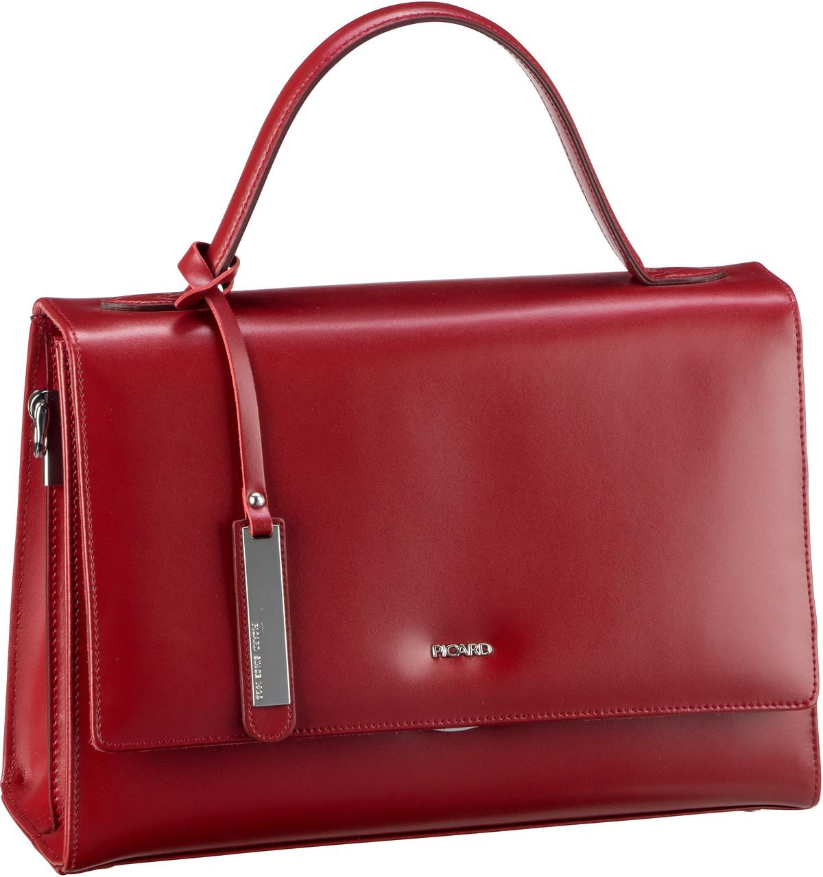 Handtasche Berlin 4870 Rot