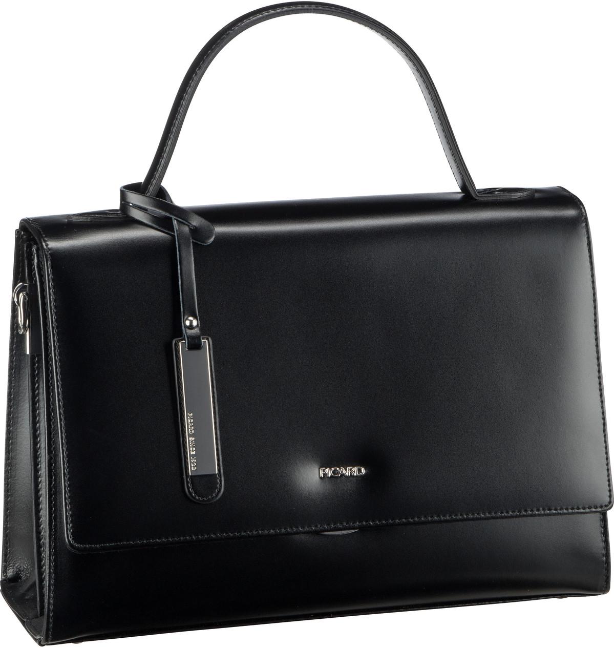 Handtasche Berlin 4870 Schwarz