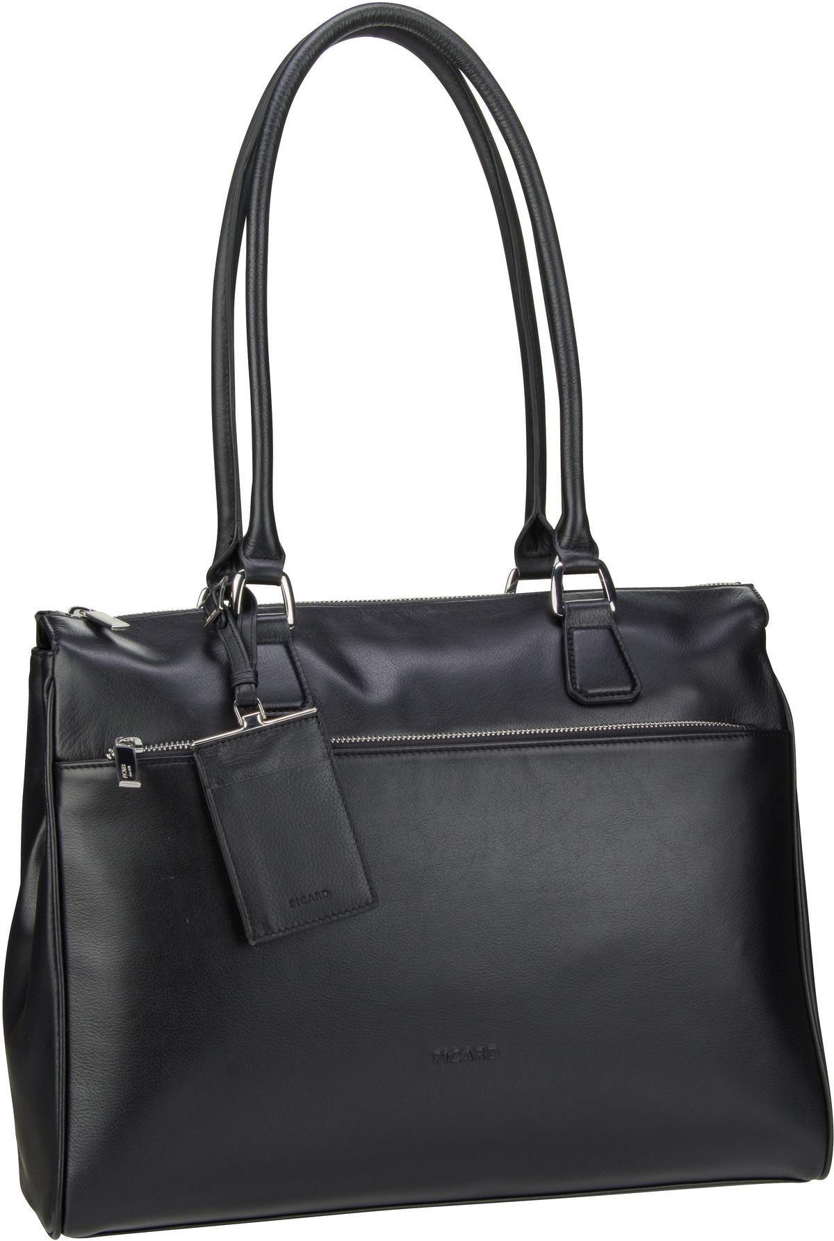 Handtasche Maggie 9557 Schwarz