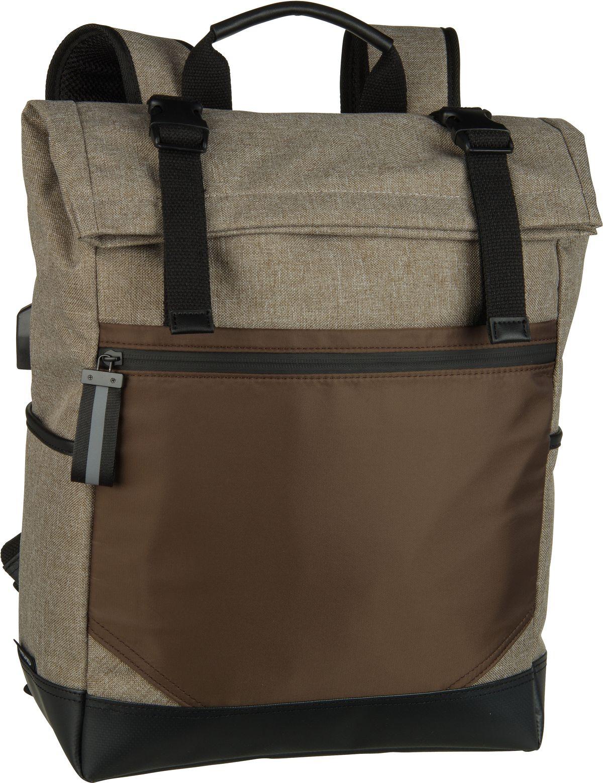 Rucksack / Daypack Speed 2393 Nougat