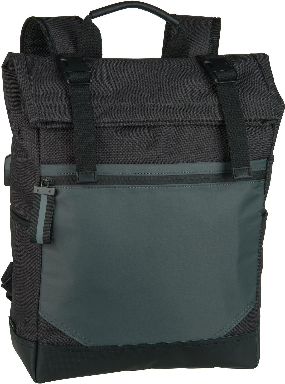 Rucksack / Daypack Speed 2393 Schwarz
