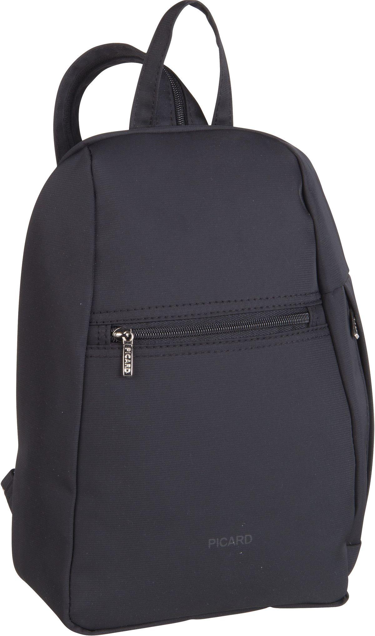 Rucksack / Daypack Tiptop 2708 Schwarz