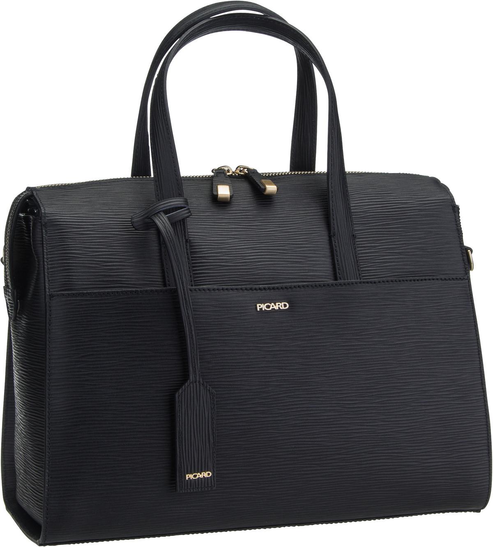 Handtasche Vanity 4831 Schwarz