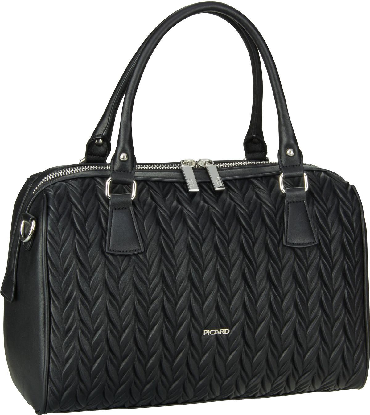 Handtasche Braid 2694 Schwarz
