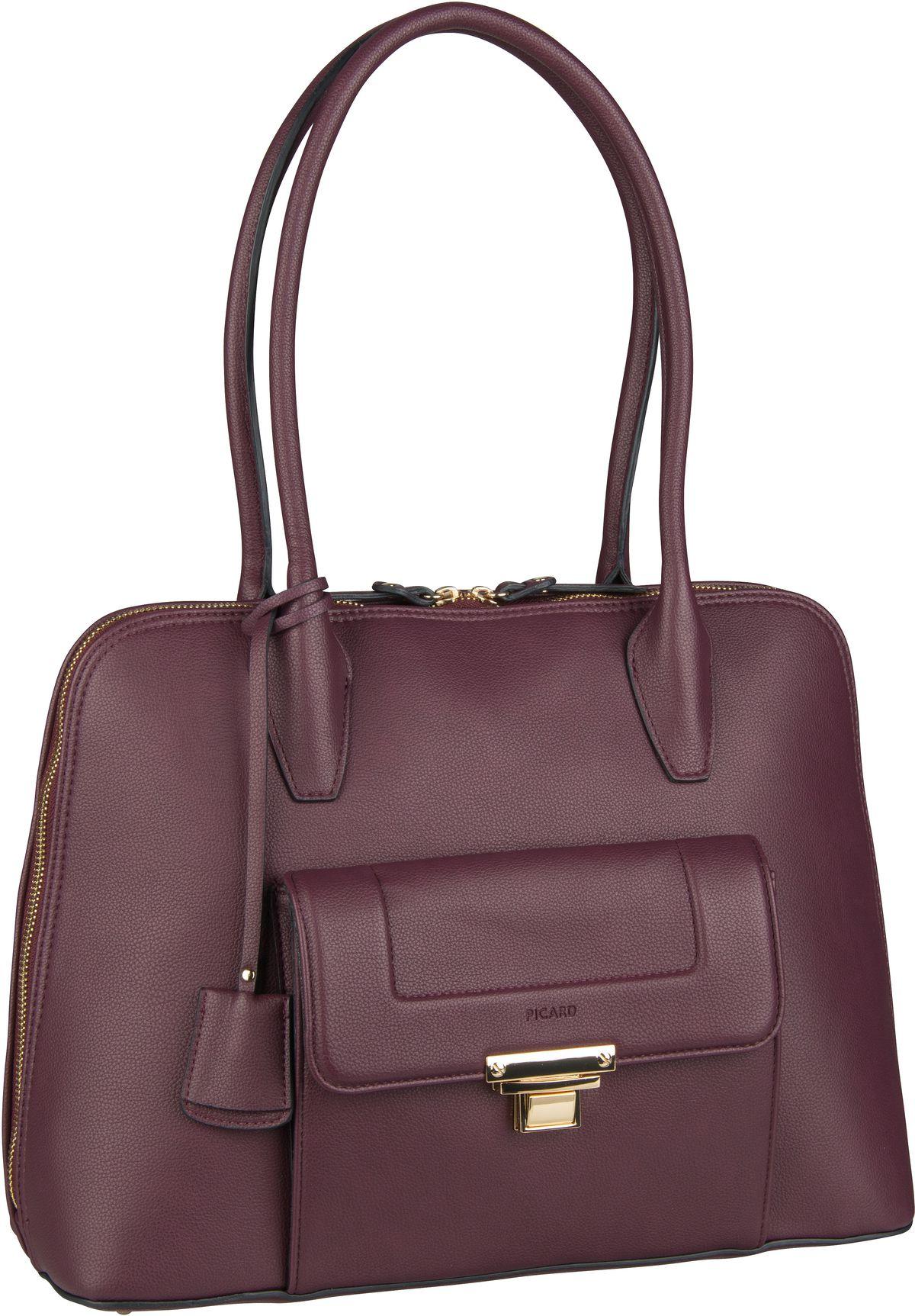 Handtasche Megan 9527 Vino