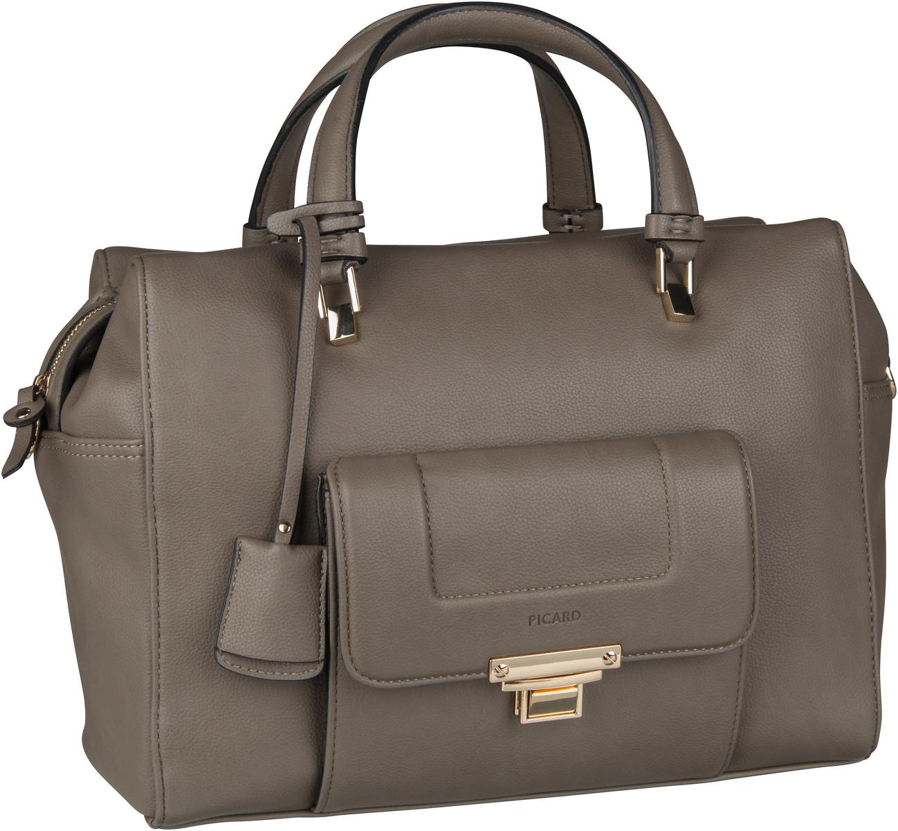 Handtasche Megan 9528F Cement