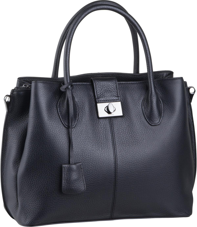 Handtasche Prime 9569 Schwarz
