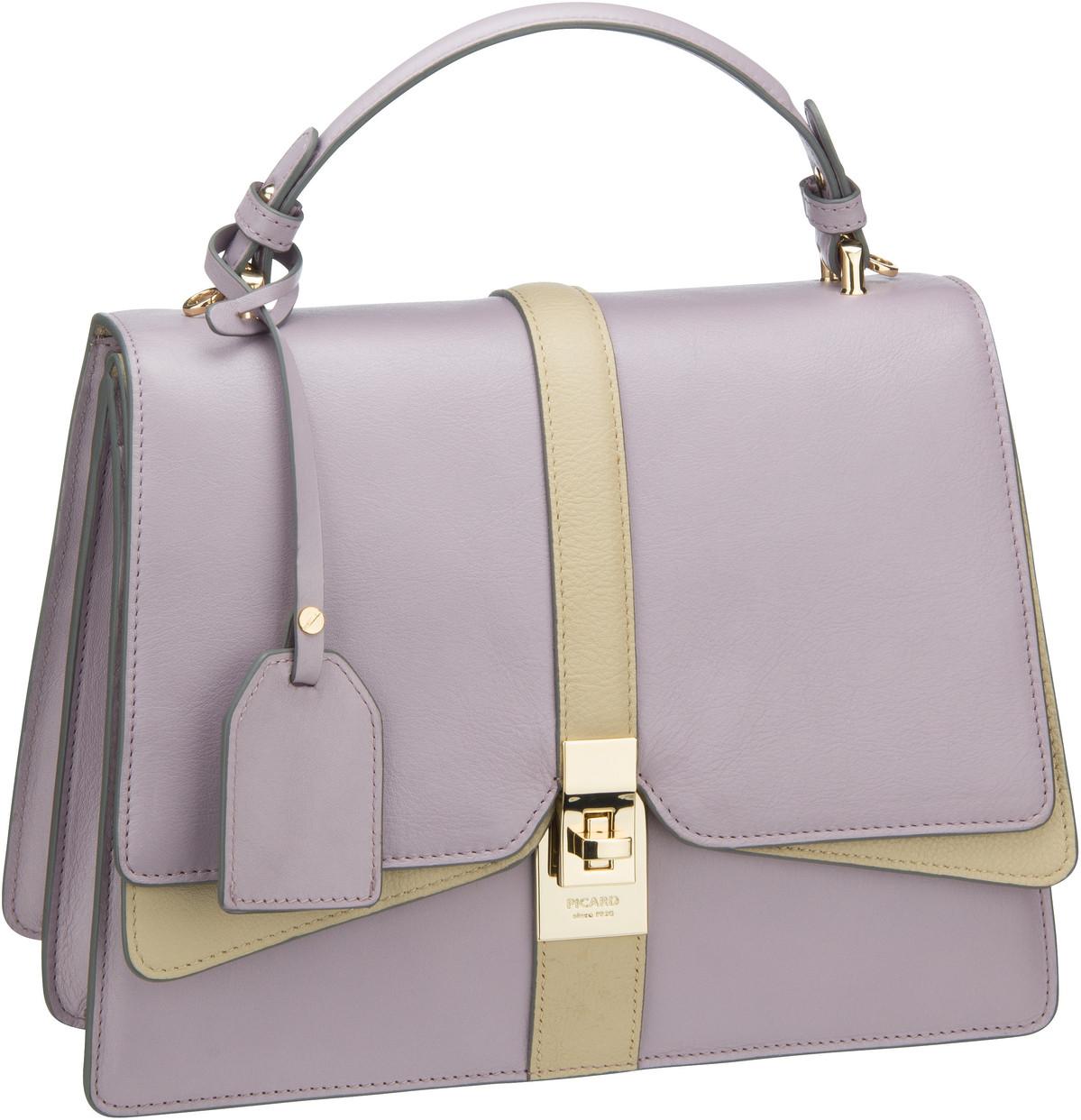 Handtasche Musical 9670 Lavender/Kombi