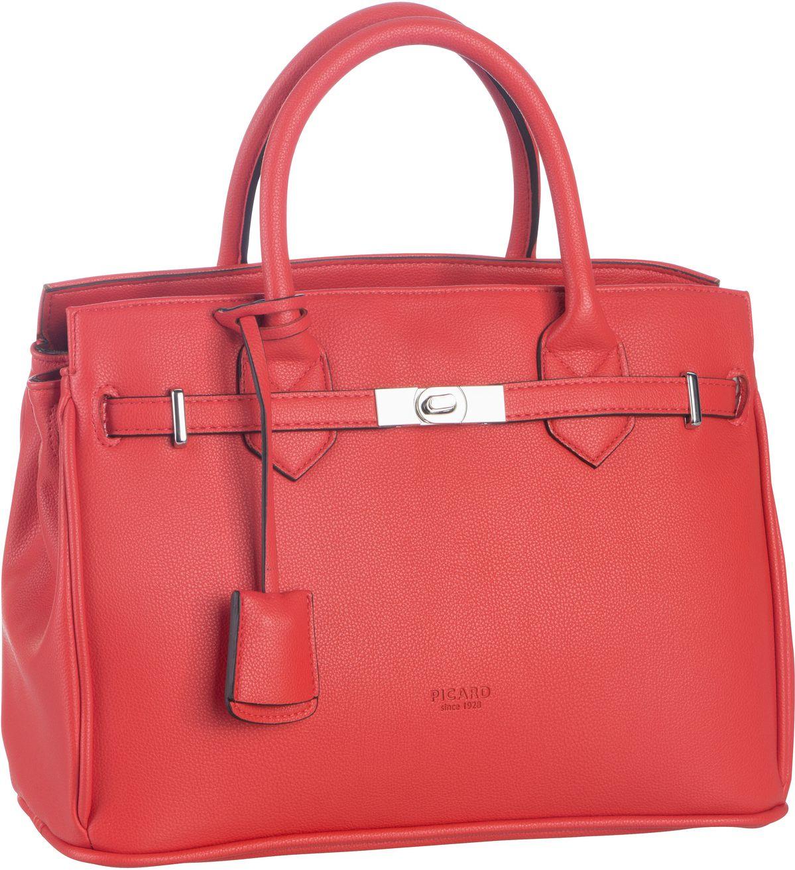 Handtasche New York 9679 Koralle