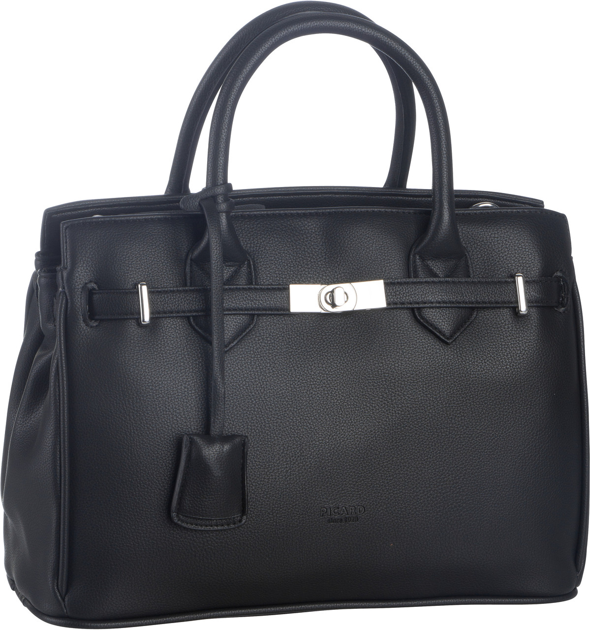 Handtasche New York 9679 Schwarz