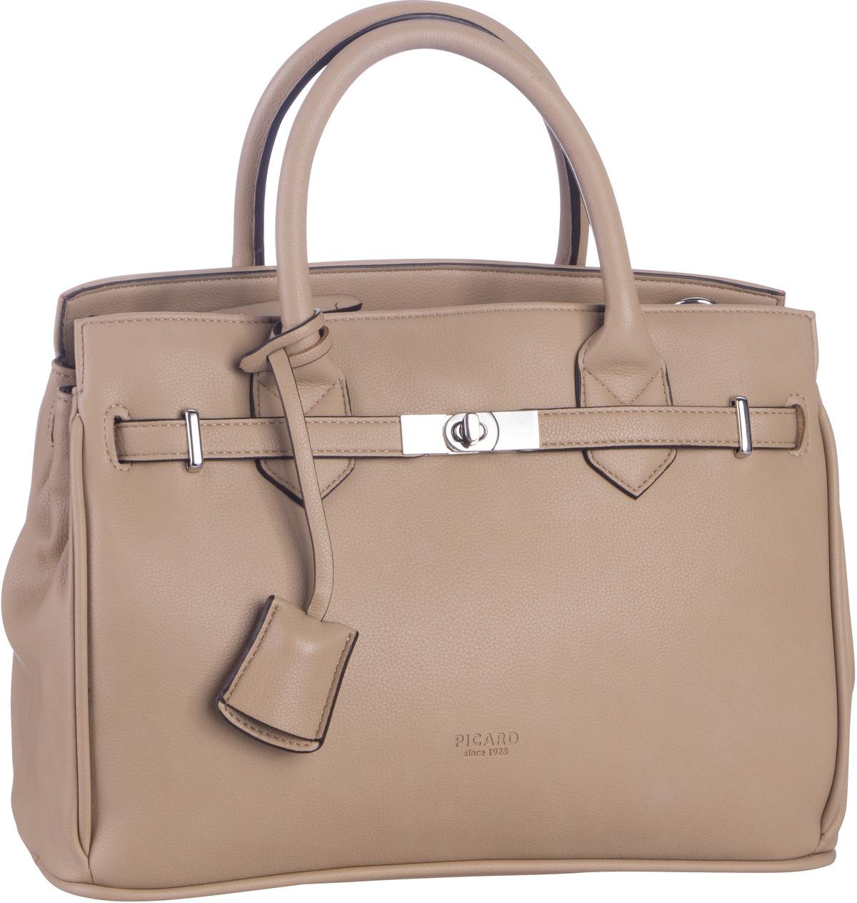 Handtasche New York 9679 Stone