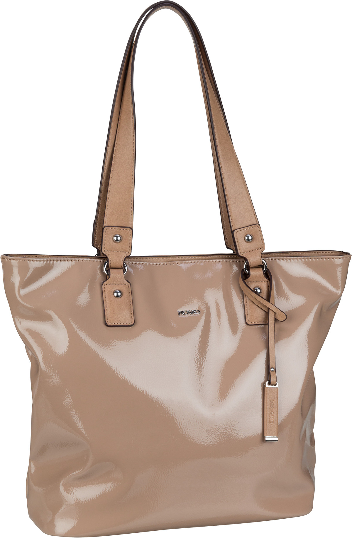 Shopper Gloss 2780 Cognac