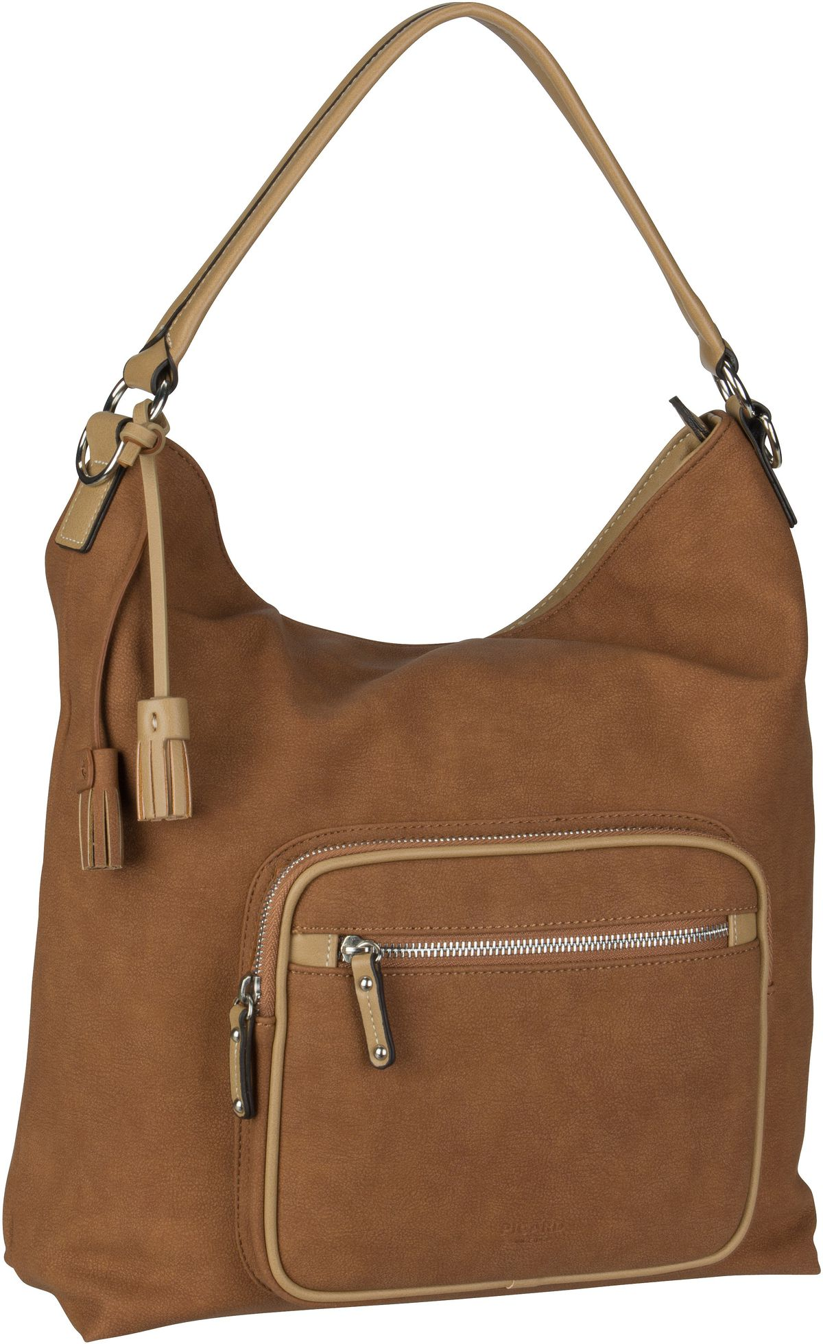 Handtasche Holly 2855 Cognac/Kombi
