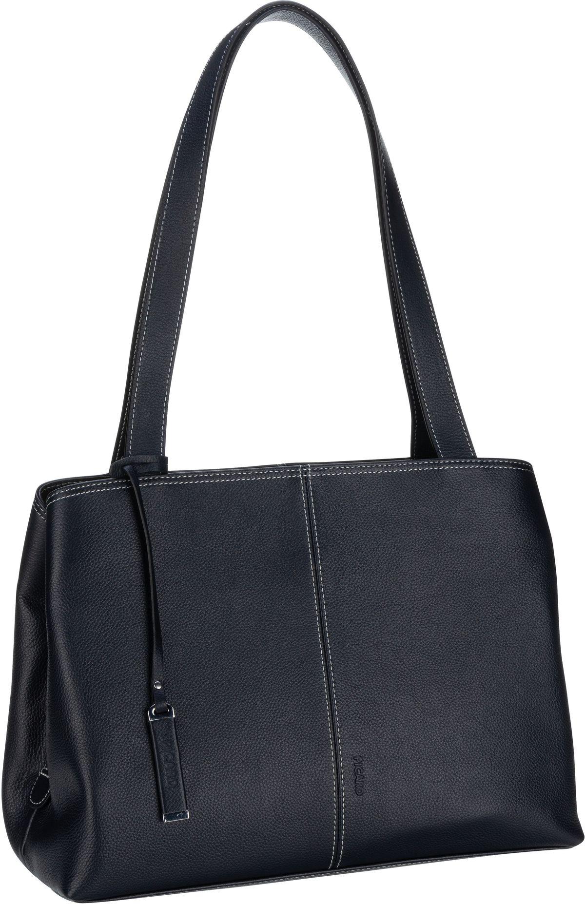 Handtasche Daily 9661 Ozean