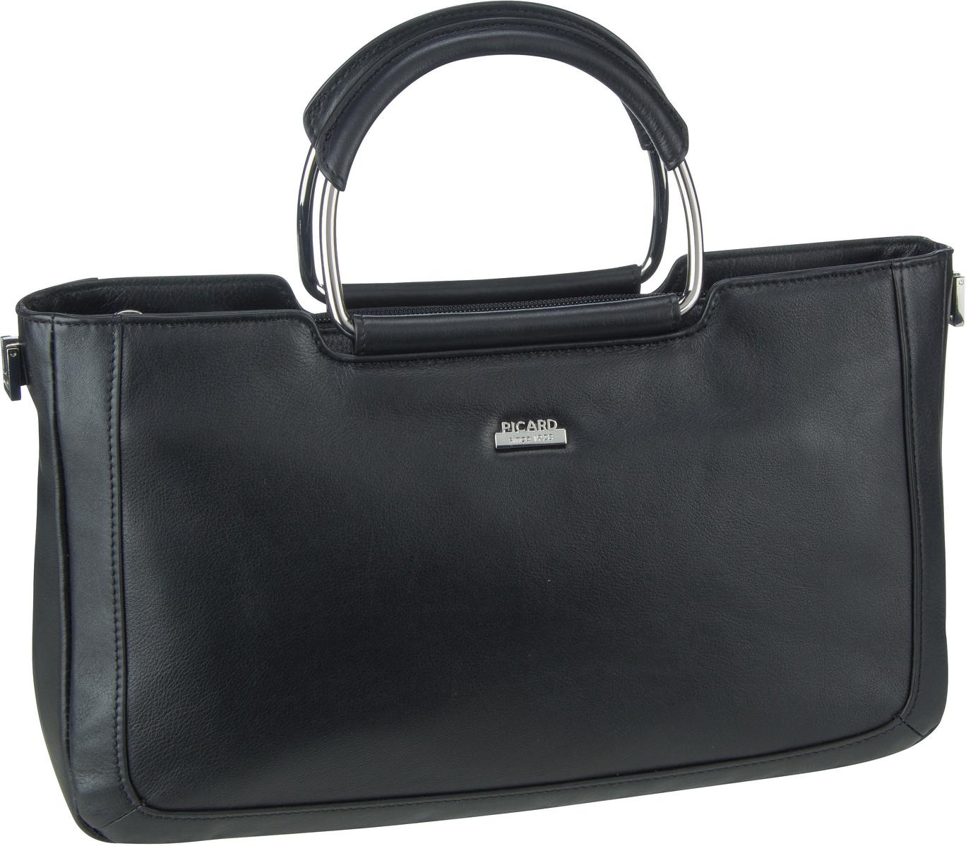 Handtasche Really 9660 Schwarz