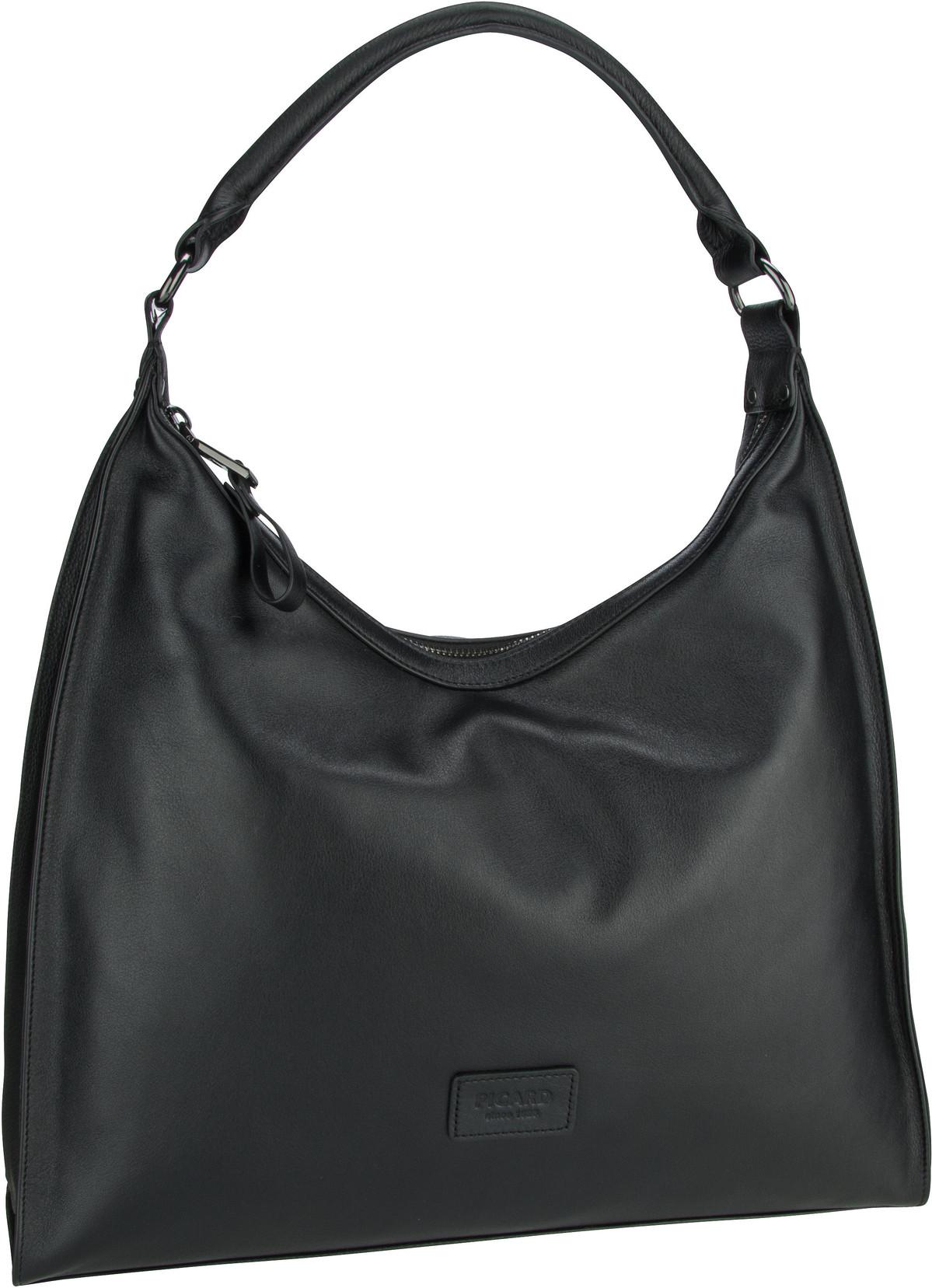 Handtasche Daisy 9772 Schwarz