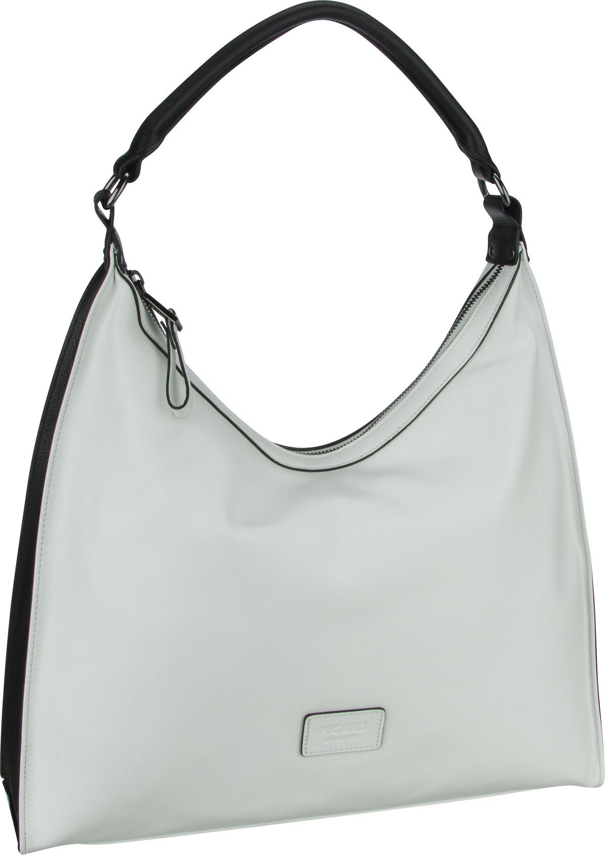 Handtasche Daisy 9772 Weiß/Kombi