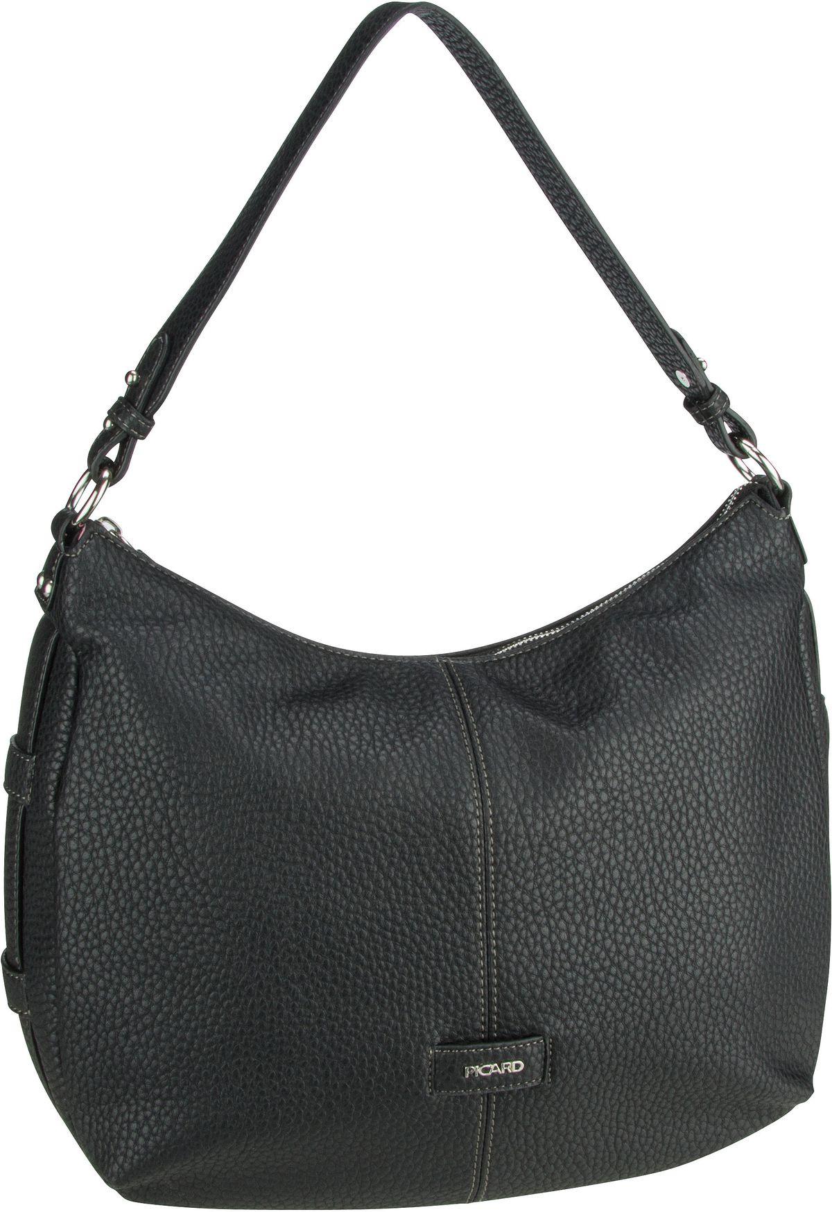 Handtasche Palawan 2865 Schwarz