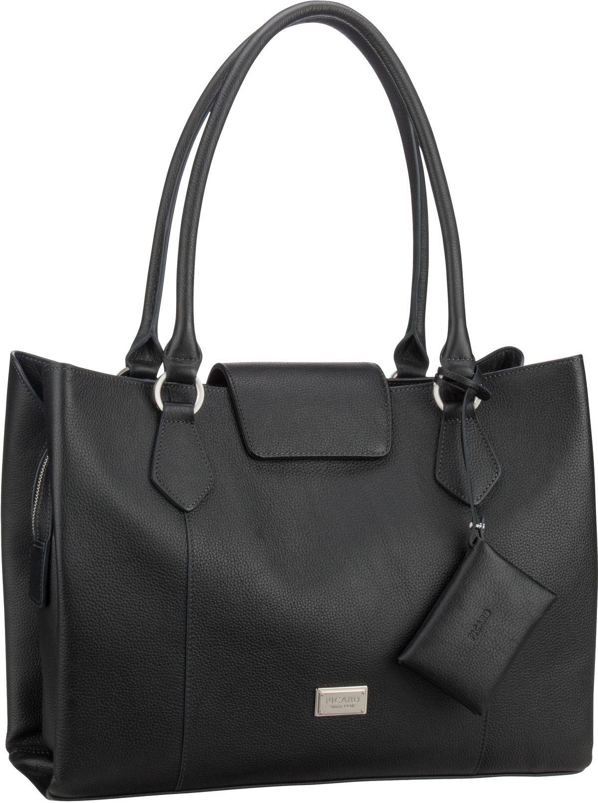 Handtasche Sammy 9658 Schwarz