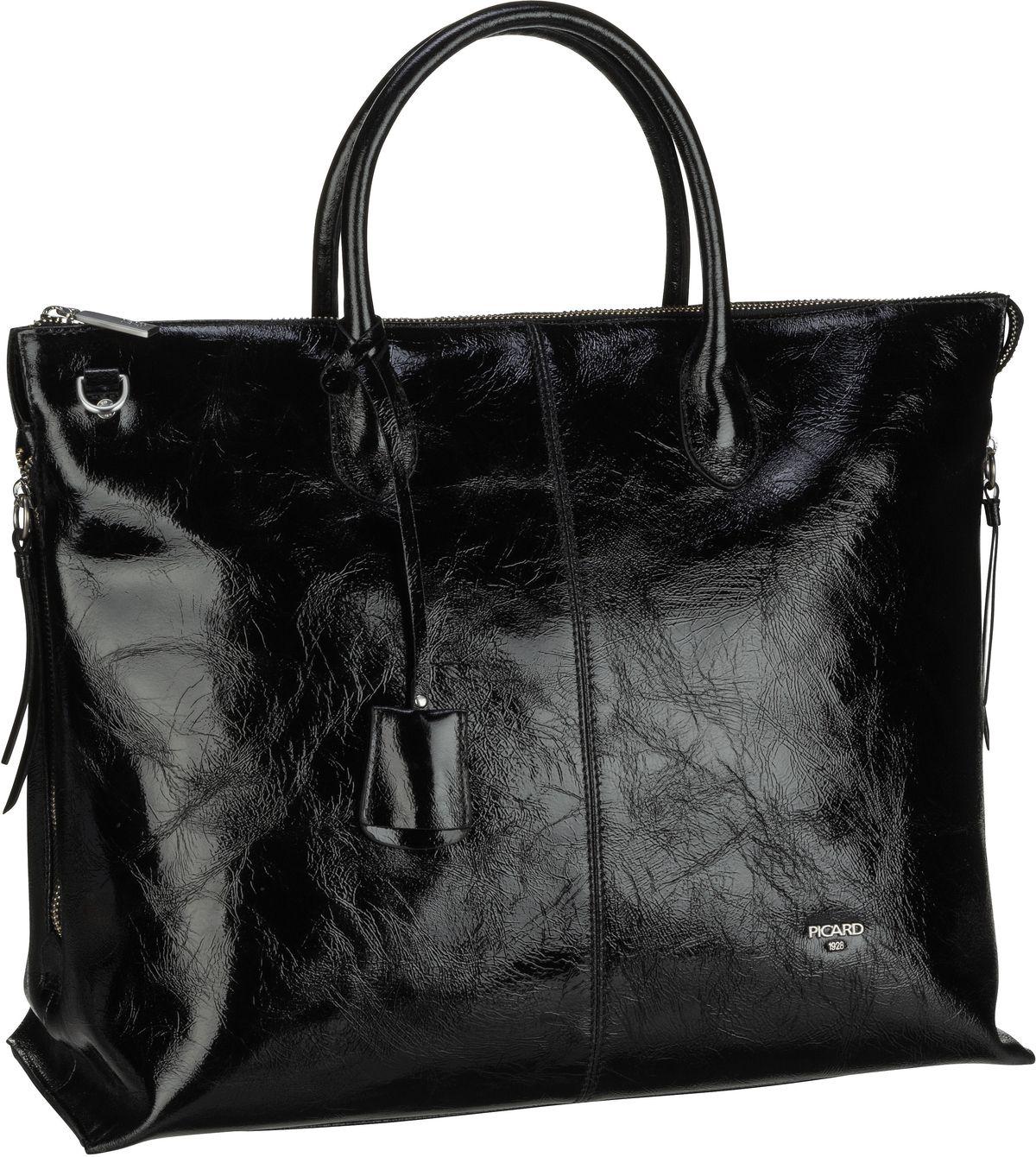 Handtasche Brilliance 5037 Schwarz